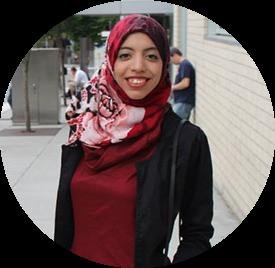 أميرة الورداني، متدربة بشركة كاكتوس لريادة وإدارة الأعمال