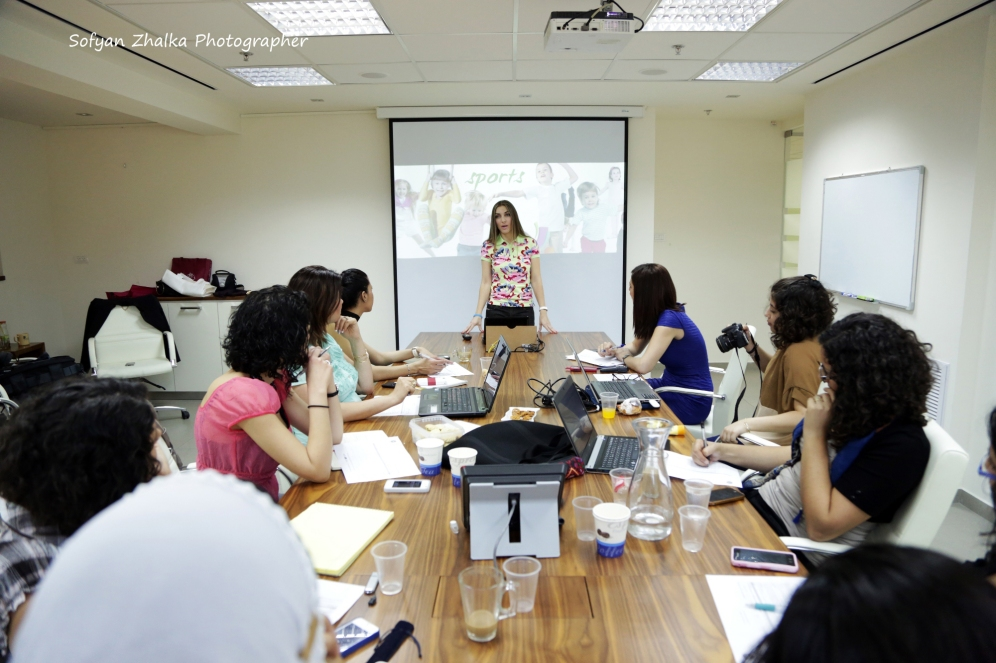 عرض المشاريع التجارية-دورة كاكتوس الأولى لريادة الأعمال