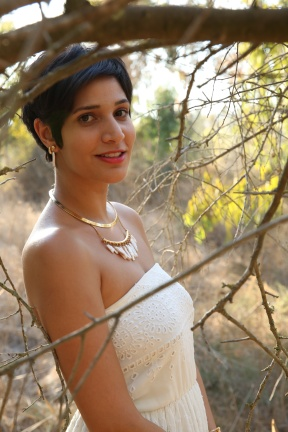 رائدة كاكتوس غدير صليح، مصممة مجوهرات