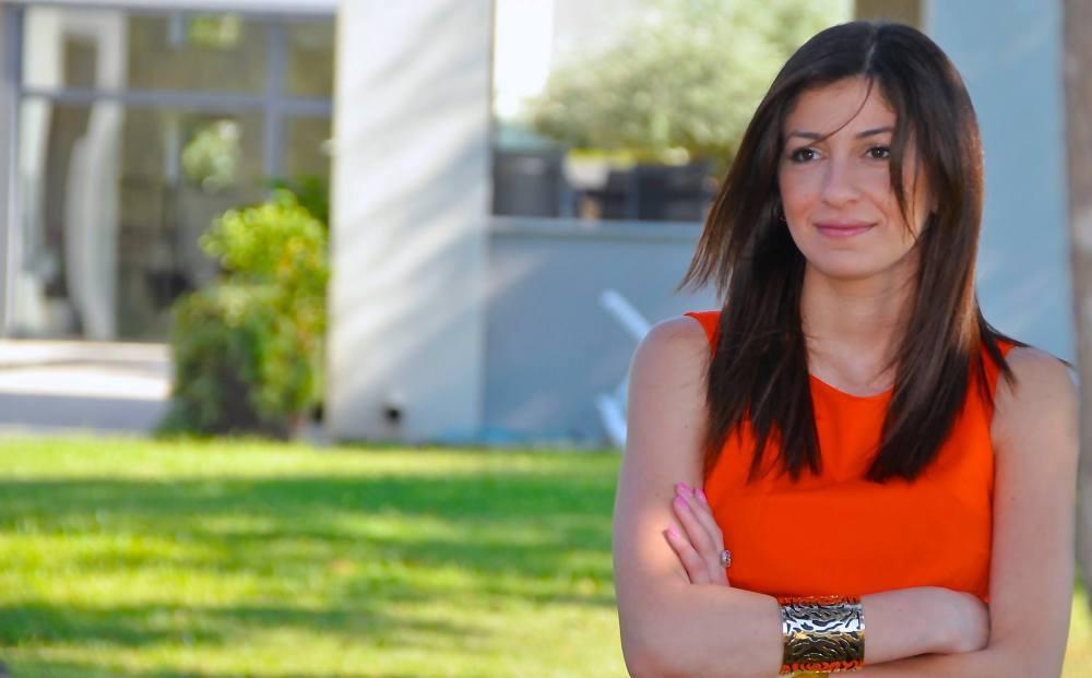 رائدة كاكتوس منيرفا مزاوي، مؤسسة ومديرة فيليا - مشروع اسرتي