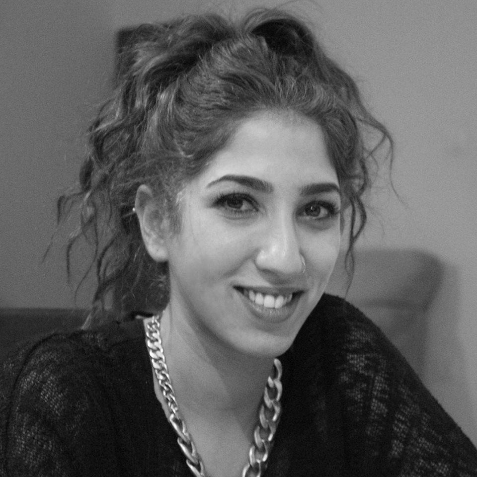 رائدة الأعمال الفلسطينية ليلى عقل، مؤسسة شريكة ومديرة العمليات في شركة ريد كرو RedCrow