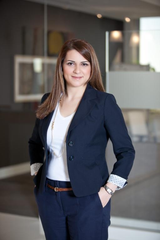 أميرة حياري، رئيسة العمليات التنفيذية في شركة لوا