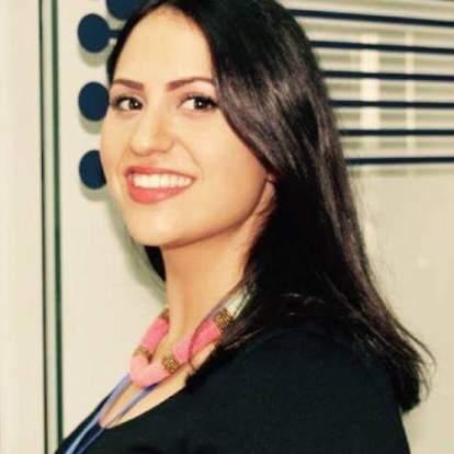 روان ابو شعيرة، منسقة برنامج الريادة الالكترونية في مسرعة قيادات LEADERS