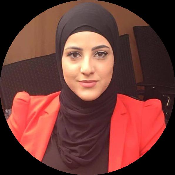الرائدة الفلسطينية فاطمة بدران، خريجة كاكتوس وصاحبة شركة ميسون فاطمة لتصميم الملابس الفاخرة المتواضعة