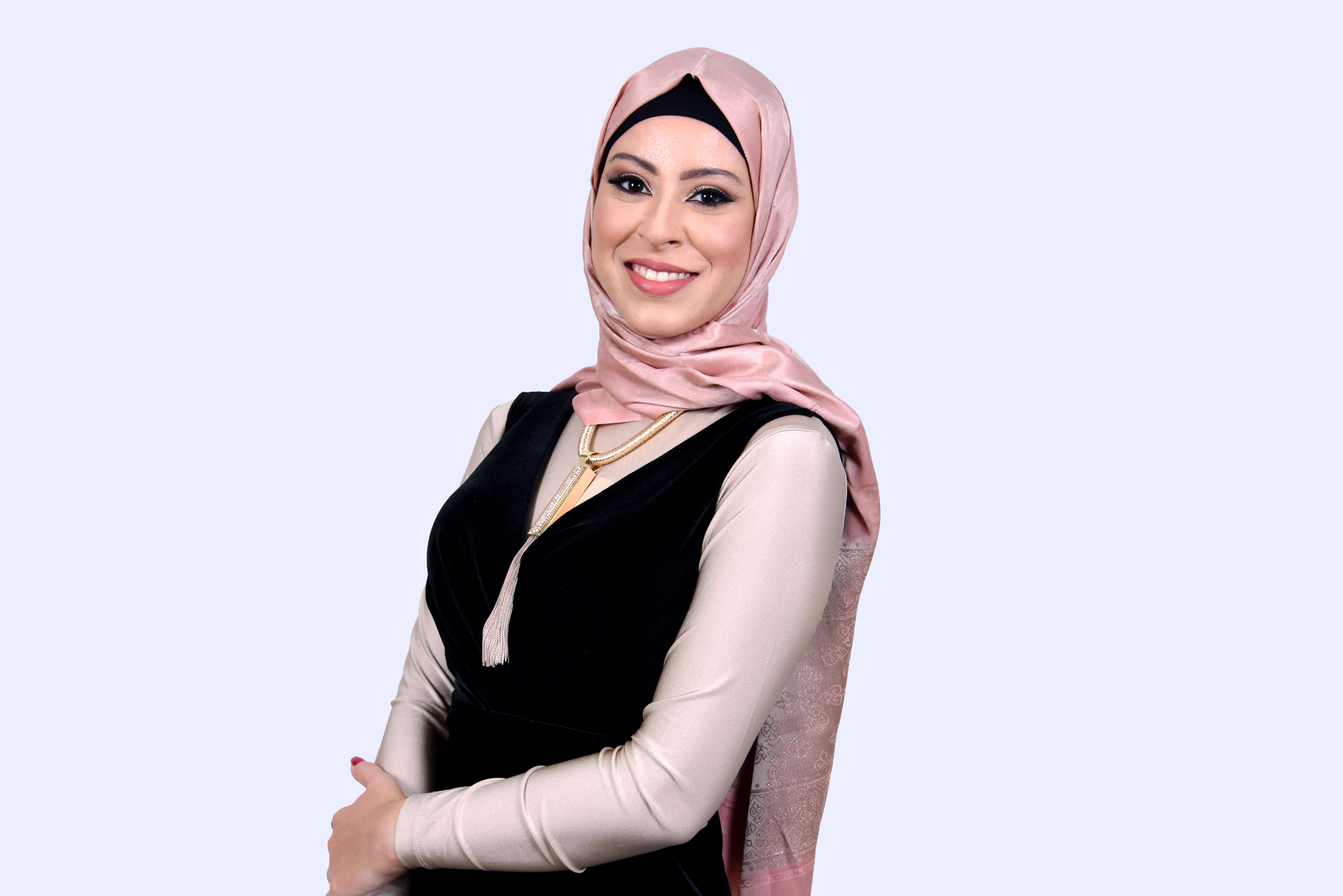 شيماء حاج يحيى، خريجة كاكتوس وصاحبة شركة مرساة للتطريز والفن الفلسطيني والمعاصر