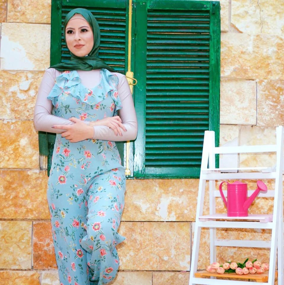 Shaymaa Haj Yahia Pic 2