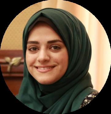 ولاء العبسي |مديرة التسويق والمبيعات في شركة كاكتوس | غزة، فلسطين