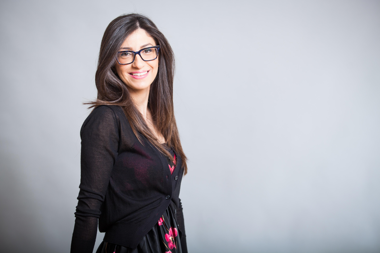 منيرفا مزاوي، خريجة كاكتوس ومؤسسة شركة فيليا للعلاقات الزوجية والملتزمة