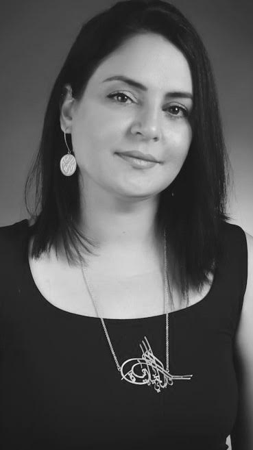 jewelry designer Enas Younis